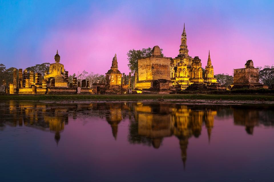 【タイ旅行記】アユタヤは最高の場所だったのでご紹介します…