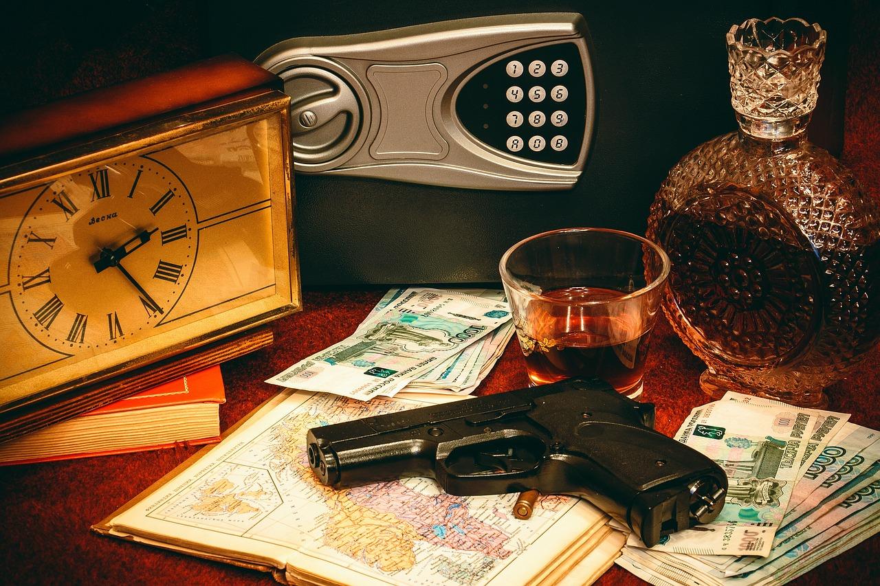 【文化の違い】アメリカから銃がなくならないのは何故か