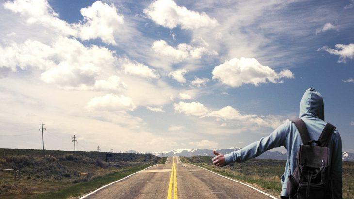 【最高の人生レッスン】ヒッチハイクの魅力とやり方をご説明します
