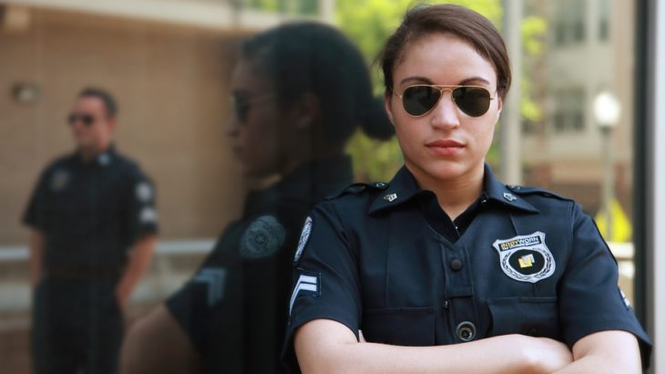 【日本とは違う】アメリカの警察官は怖いです⇨3つの注意点