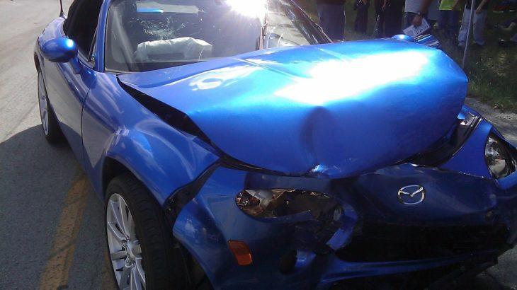 アメリカの自動車保険に関して&交通事故に遭った時の対処法