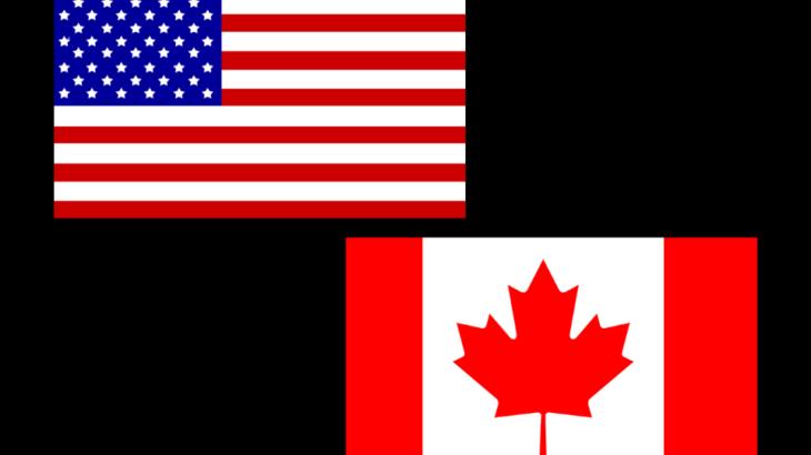 【全然違うよ】アメリカとカナダ、文化の違い10選